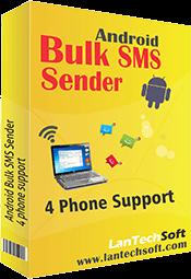 Bulk SMS Sender (4 phone support)