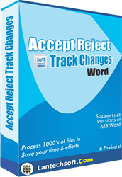 Accept Reject Track Changes Word