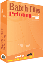 Batch Printing PDFs (and other files) using Acrobat 9