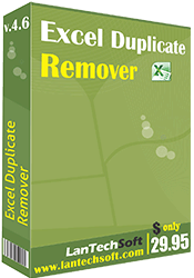 Excel Duplicate Remover