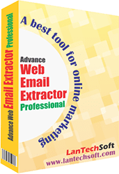 Web Email Extractor Professional