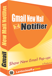 Gmail New Mail Notifier