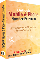 Outlook Mobile and Phone Number Extractor