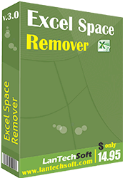 Excel Space Remover