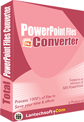 Total PowerPoint Files Converter