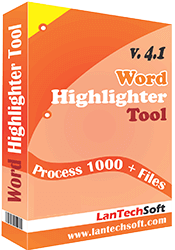Word Highlighter Tool