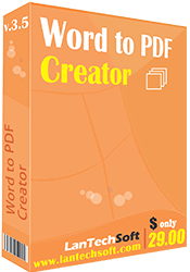 Word to PDF Creator