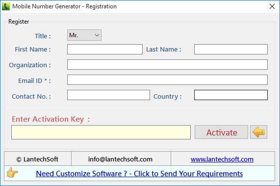 activation key generator software
